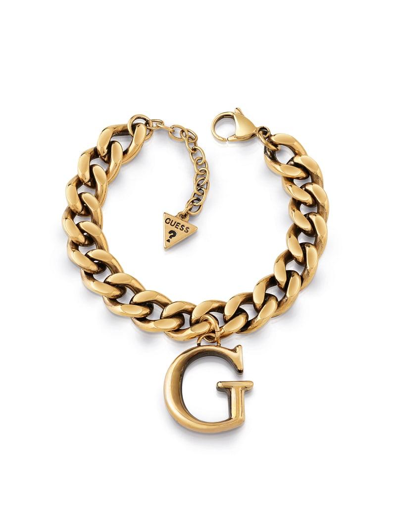 """""""G GOLD"""" BRACELET image number 0"""