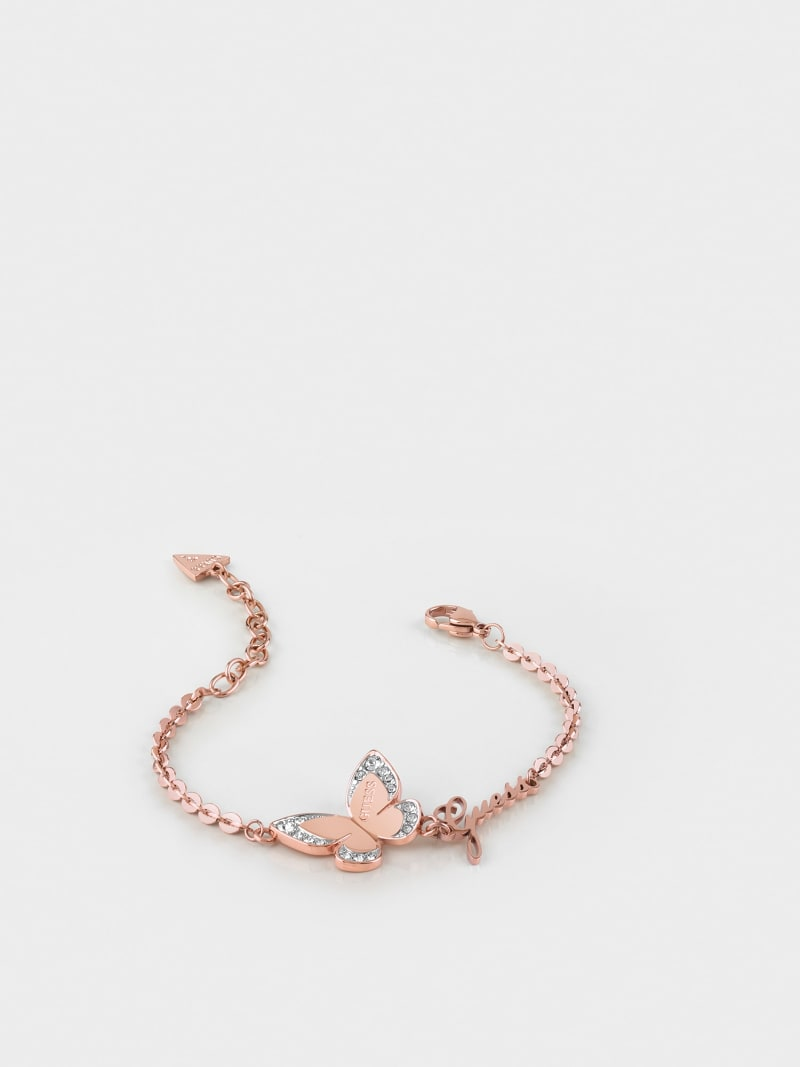 LOVE BUTTERFLY BRACELET image number 0