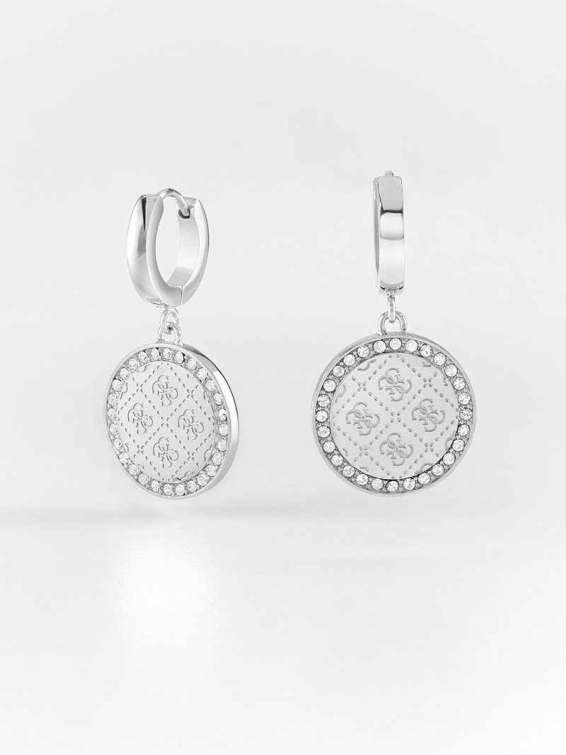 'ROUND HARMONY' EARRINGS image number 0