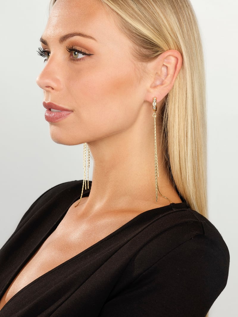 'HOLLYWOOD GLAM' EARRINGS image number 1