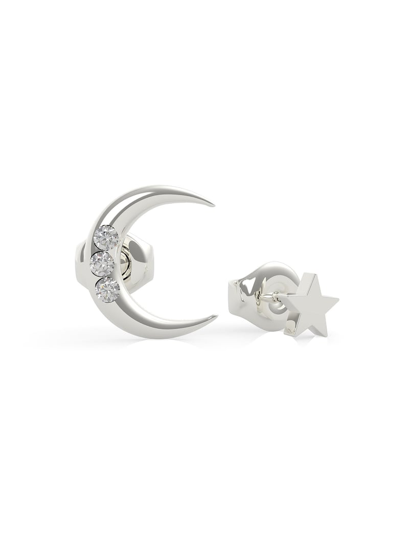 GET LUCKY MOON AND STAR EARRINGS image number 0