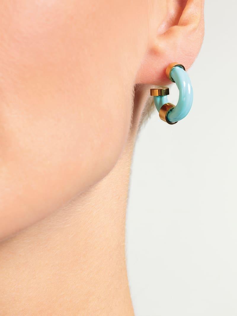 """""""LET'S GET LOUD"""" EARRINGS image number 1"""