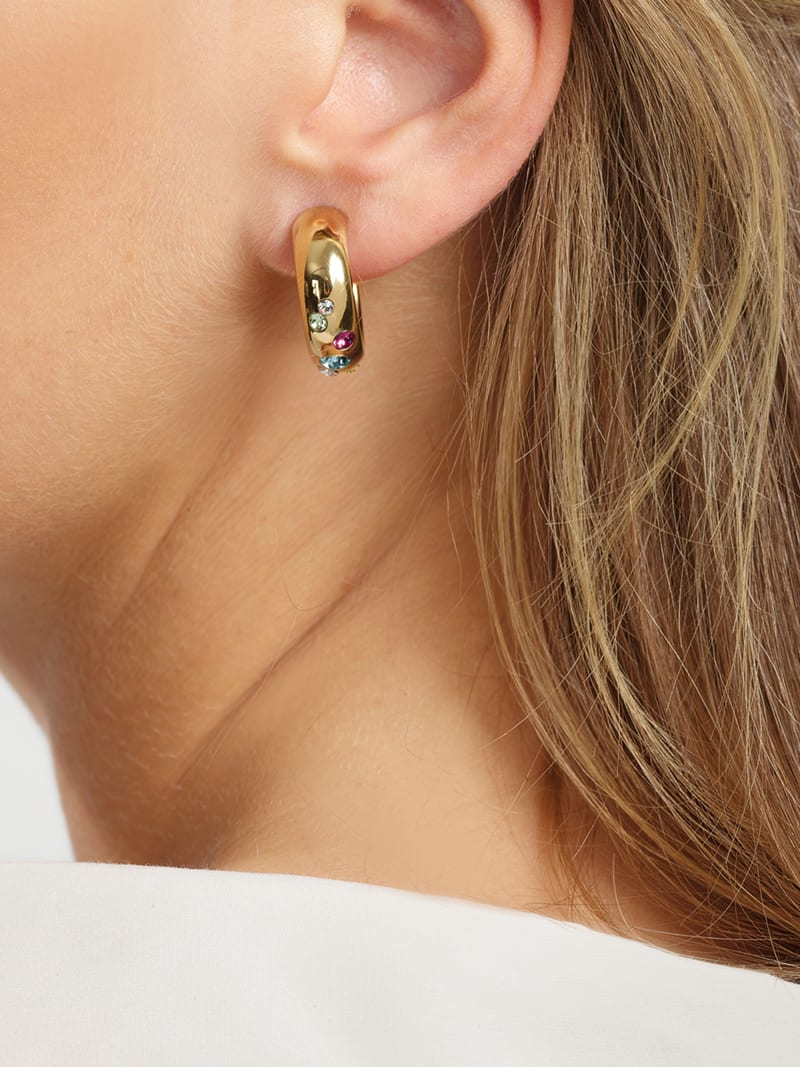 """FUN TONIGHT"" EARRINGS image number 1"