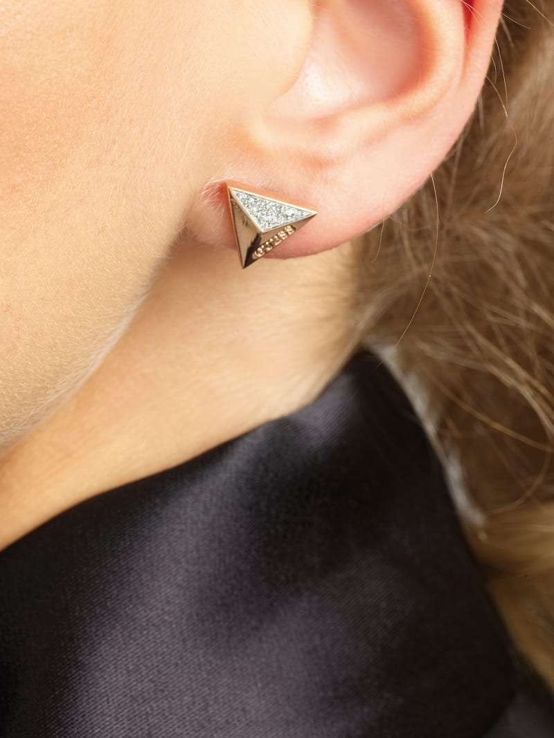 """""""GUESS EXPLOSION"""" EARRINGS image number 1"""