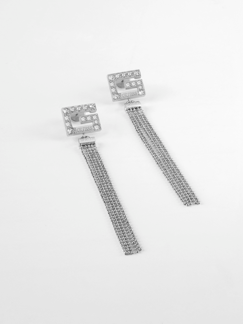 'G MULTI CHAIN' EARRINGS image number 0