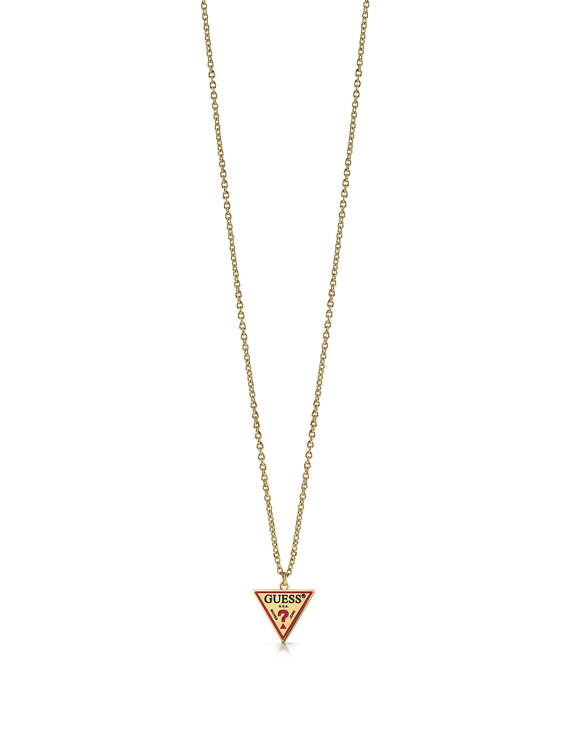 L.A. GUESSERS  LOGO NECKLACE  image number 0