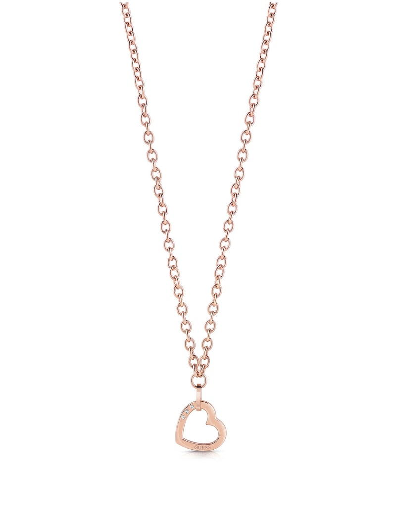 COLLANA HEARTED CHAIN CUORE image number 0