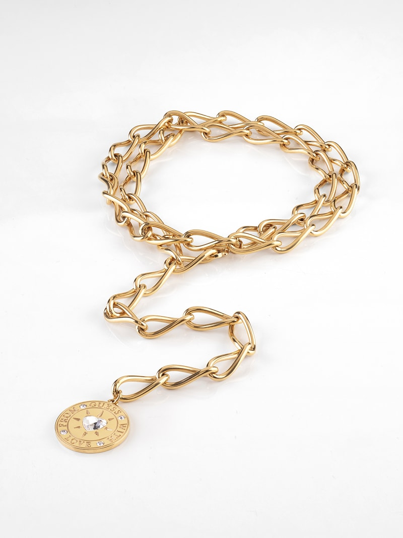 """COLLANA """"FROM GUESS WITH LOVE"""" image number 0"""