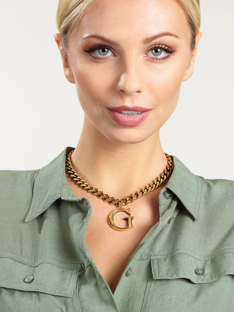 """COLLANA """"G GOLD"""" image number 1"""
