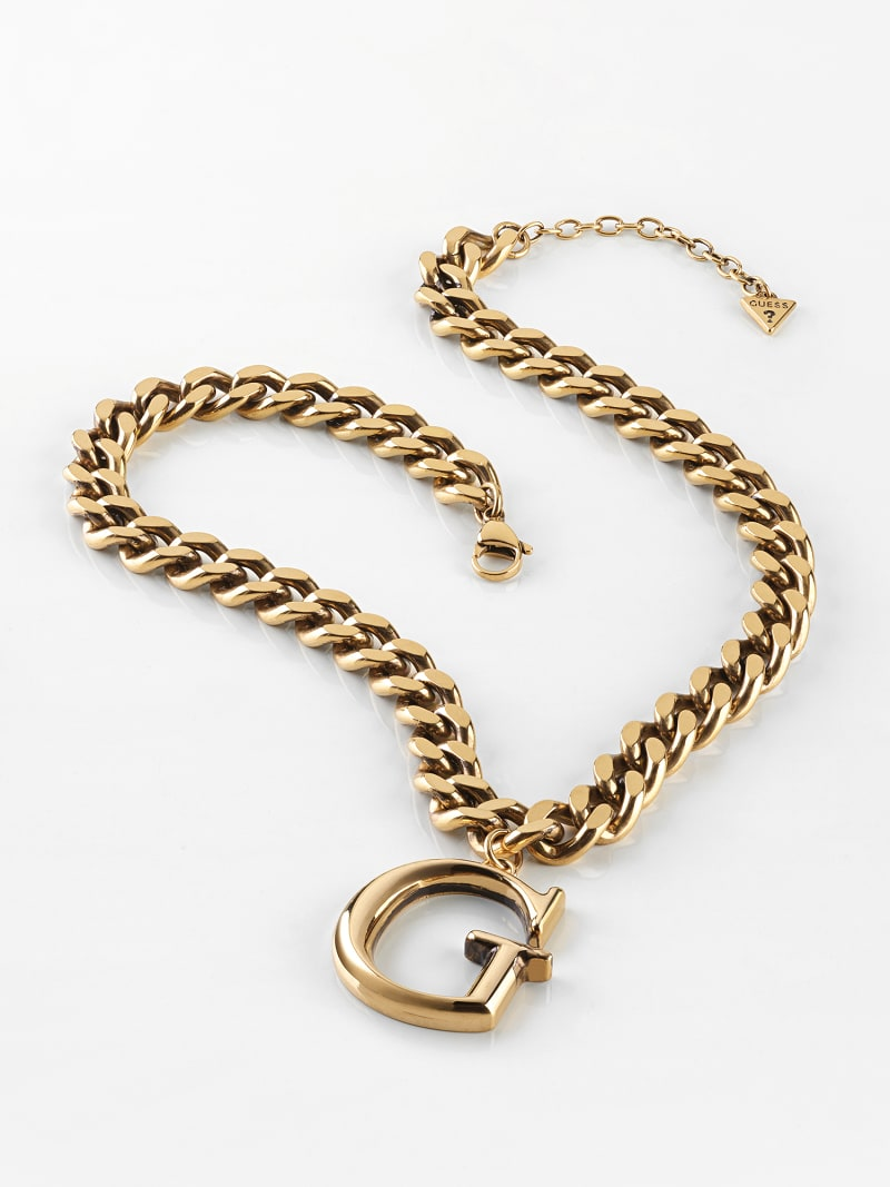"""COLLANA """"G GOLD"""" image number 2"""