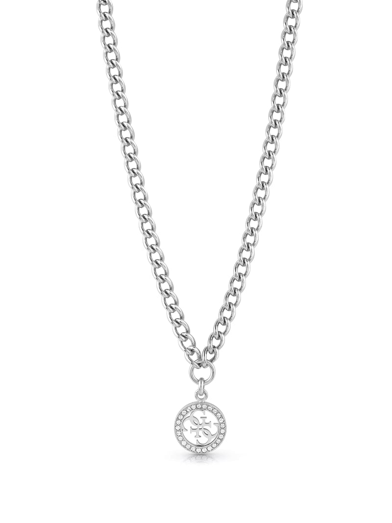 """""""GUESS MY FEELINGS"""" NECKLACE image number 0"""