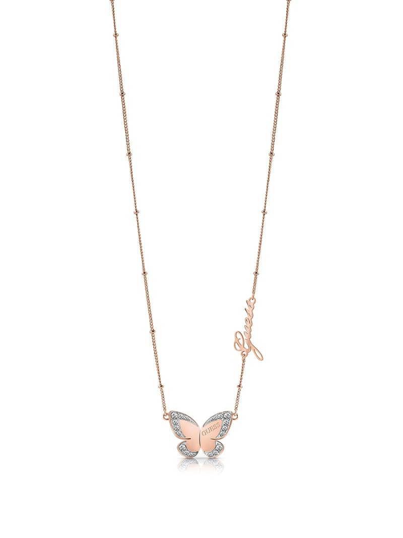 ОЖЕРЕЛЬЕ «LOVE BUTTERFLY» image number 0