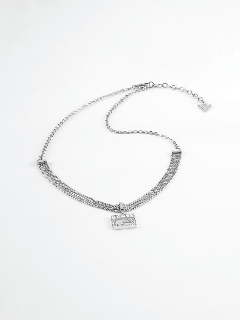 "COLLAR ""G MULTI CHAIN"" image number 0"