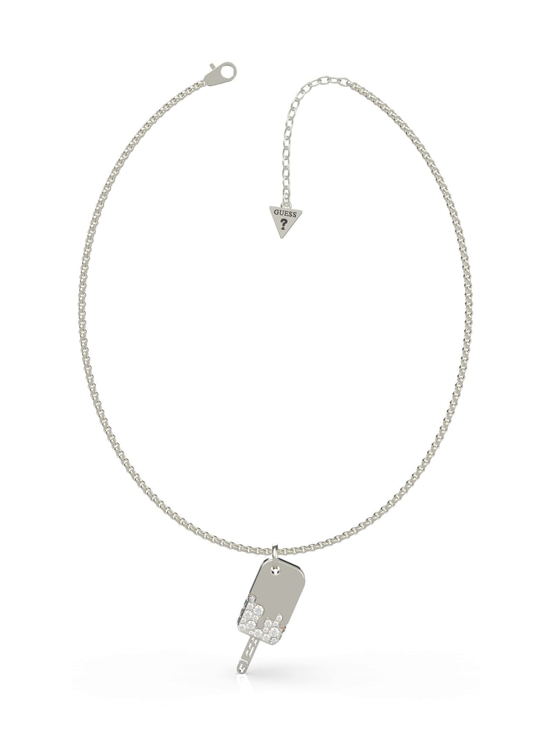 """I MELT FOR YOU"" NECKLACE image number 0"