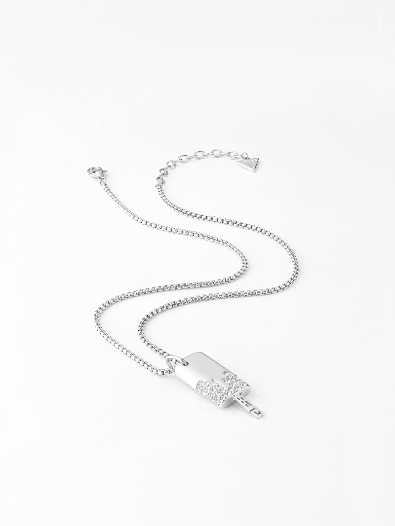 """I MELT FOR YOU"" NECKLACE image number 1"