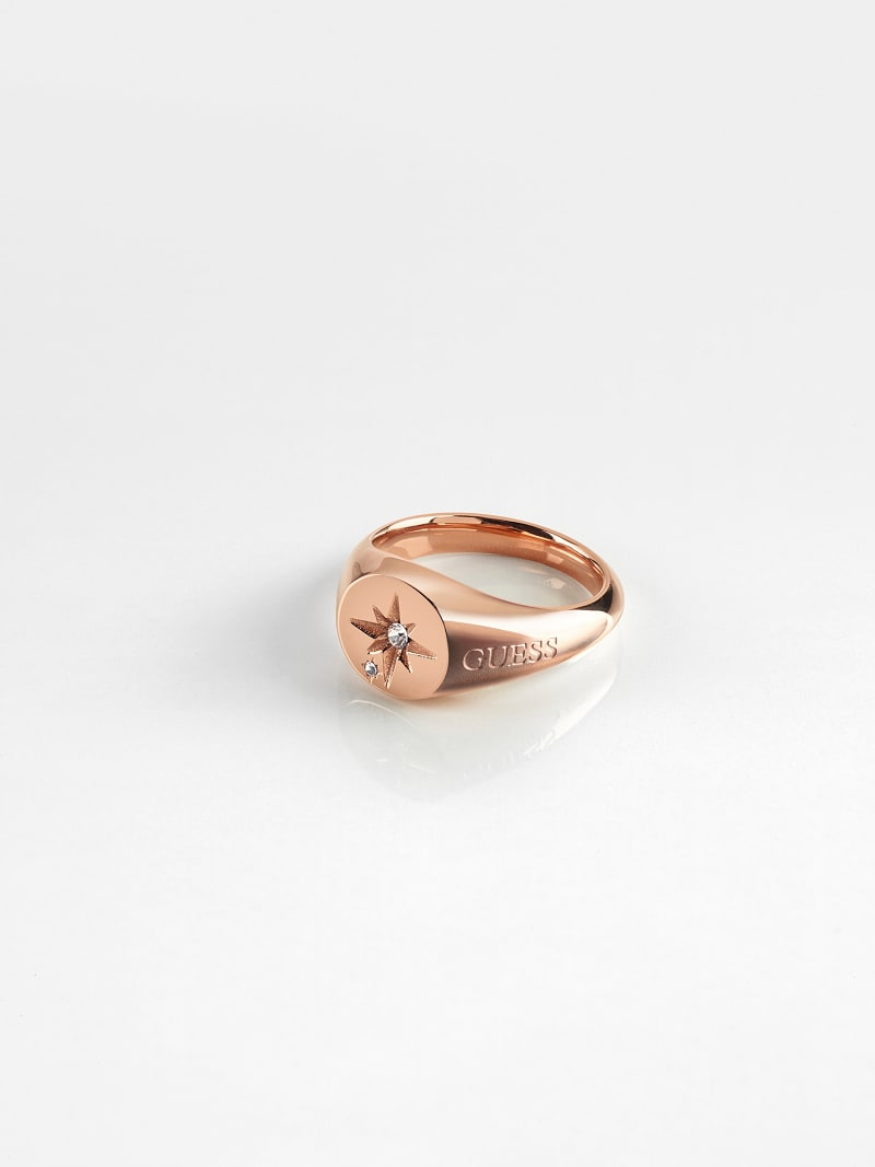 'WANDERLUST' RING image number 1