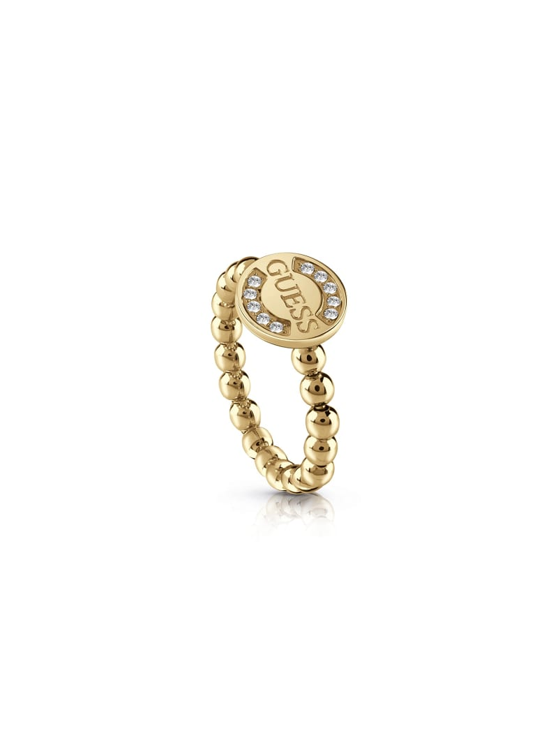 UPTOWN CHIC BALL RING image number 0