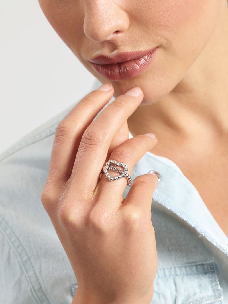 'HEART ROMANCE' RING image number 1
