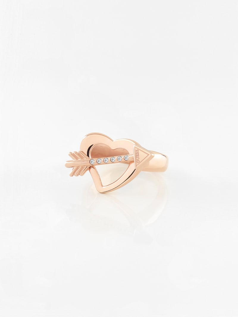 'ACROSS MY HEART' RING image number 0