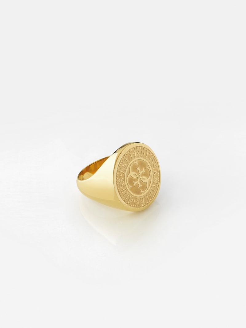 "RING ""GUESS COIN"" image number 0"