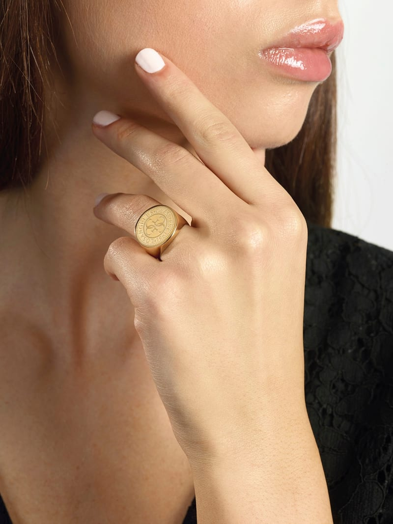 "RING ""GUESS COIN"" image number 1"