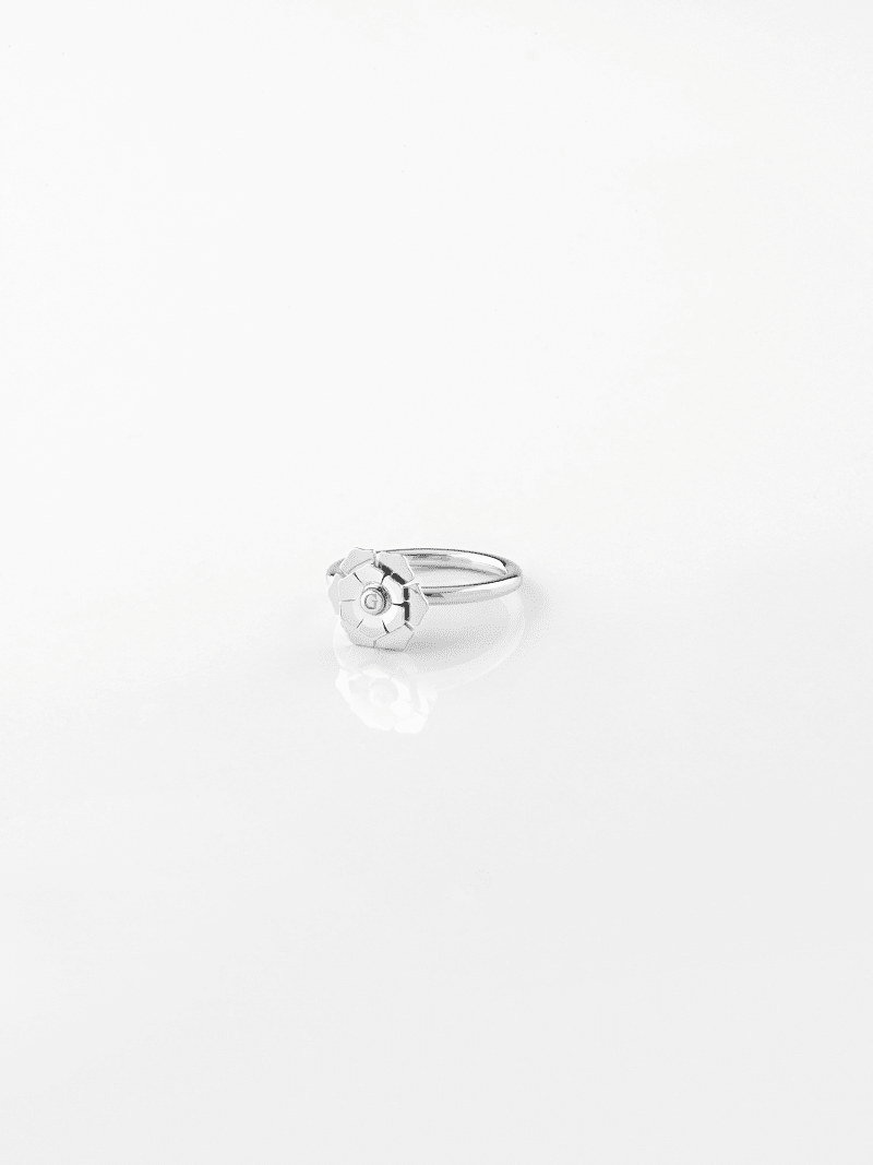 'GUESS PEONY' RING image number 1