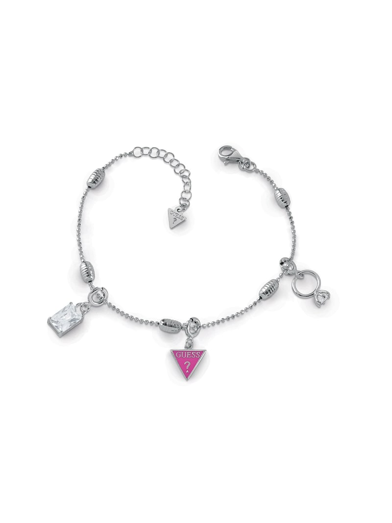 "PULSERA ""GUESS YOURSELF"" PLATA 925 image number 0"