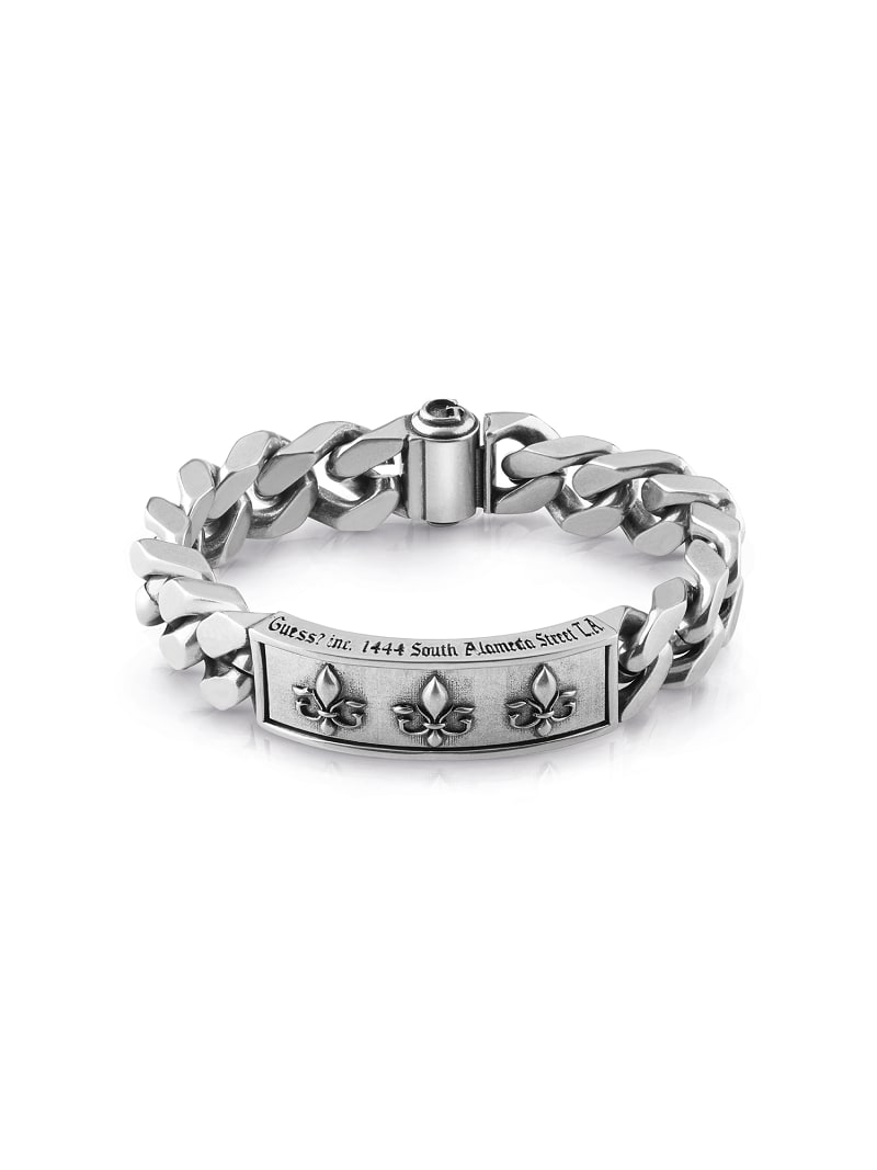 CHAIN BRACELET LILIES image number 0