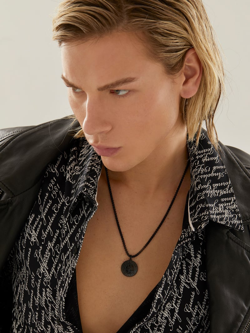 "COLLANA ""GUESS COIN"" image number 1"