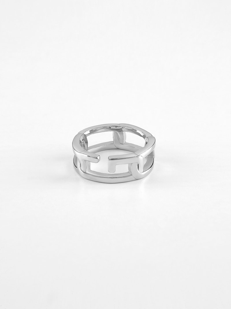 "RING ""G CHAIN"" image number 0"