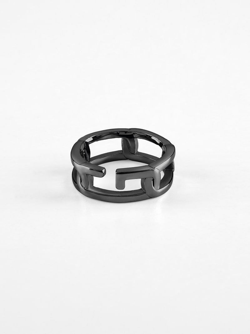 """G CHAIN"" RING image number 0"