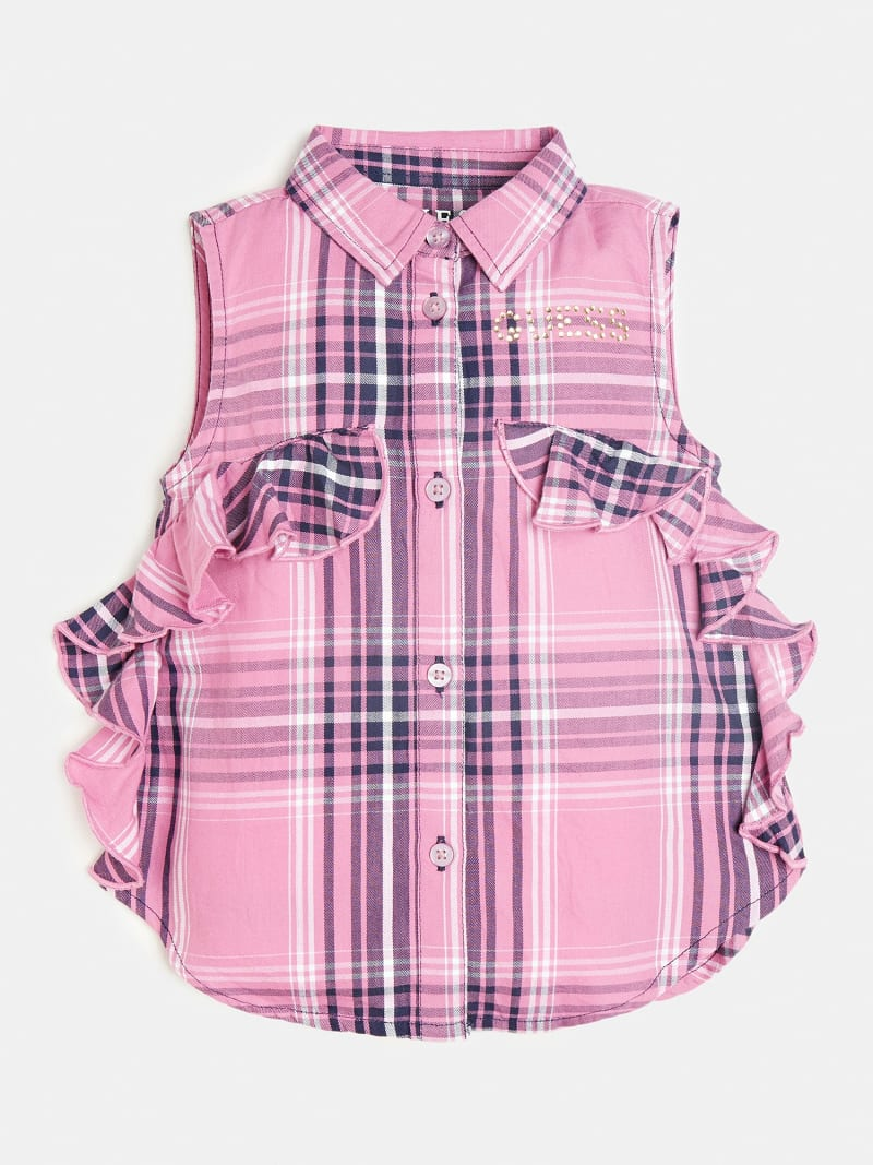CAMICIA RUCHES image number 0