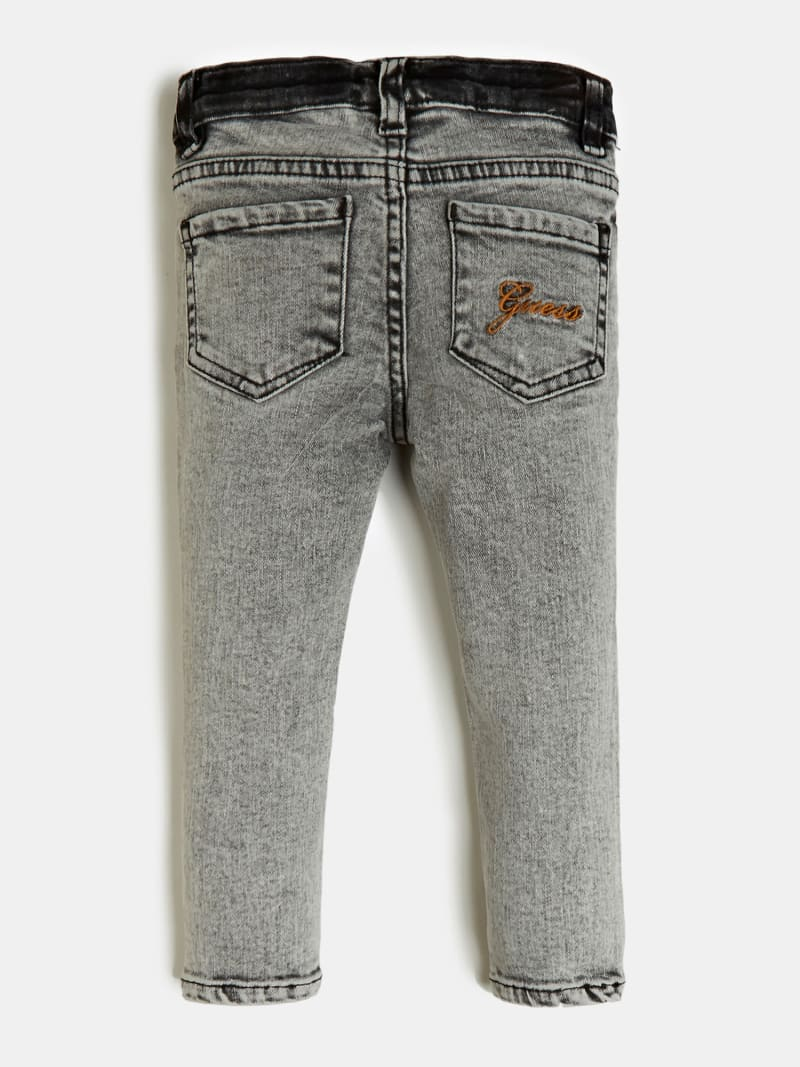 JEANS SKINNY FIT PAILLETTEN image number 1
