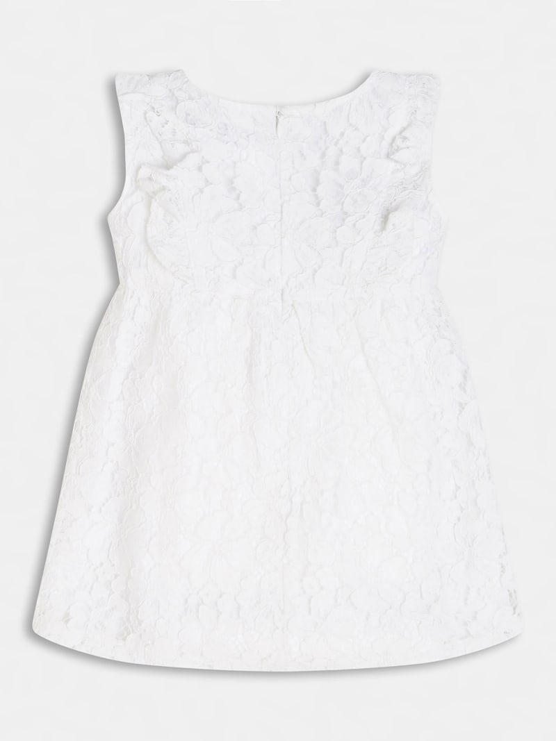 LACE RUFFLES DRESS image number 1