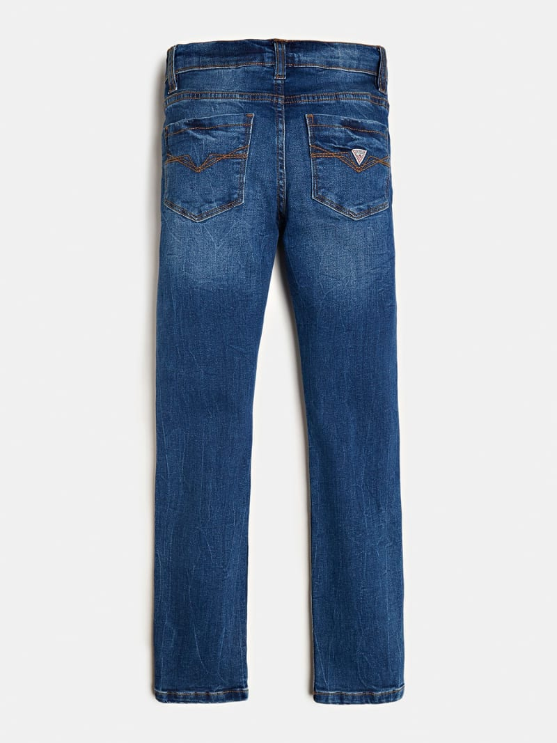 SKINNY FIT DENIM PANT image number 1