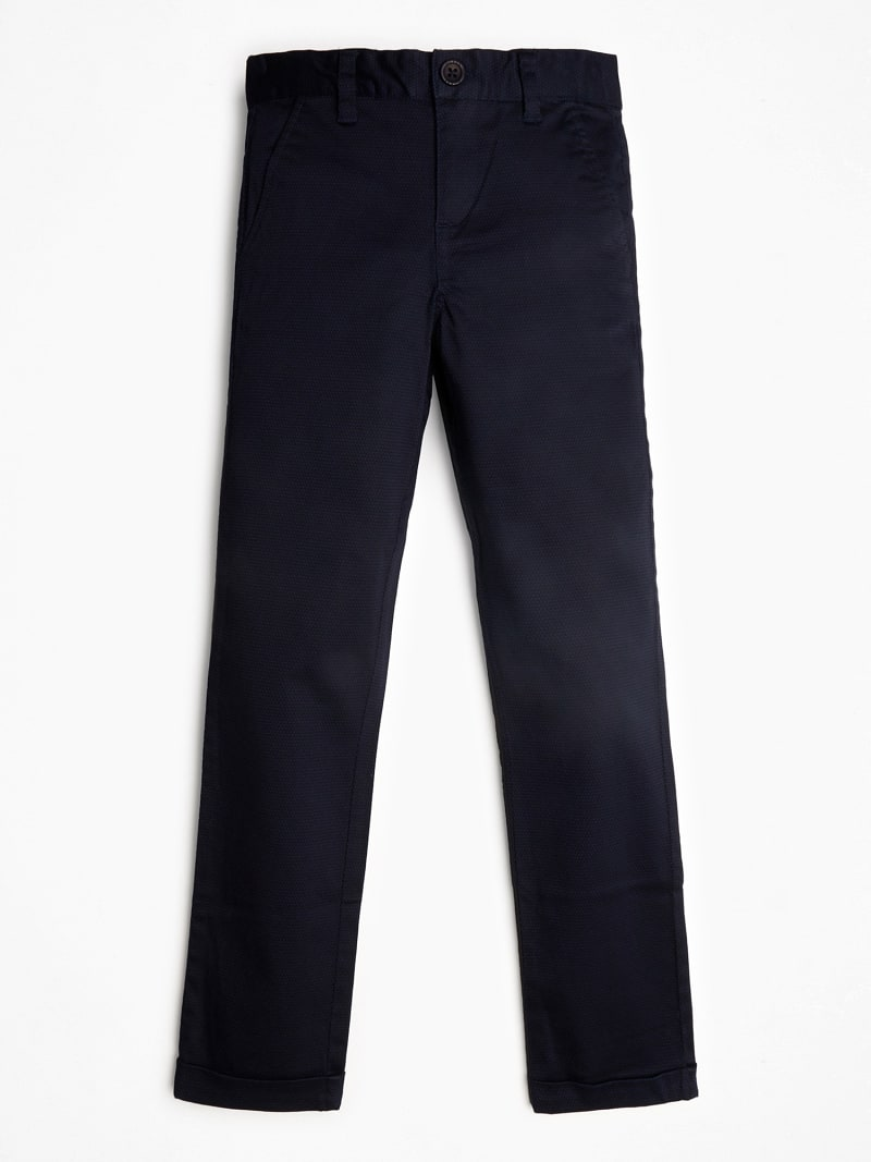 SATEEN PANTS image number 0