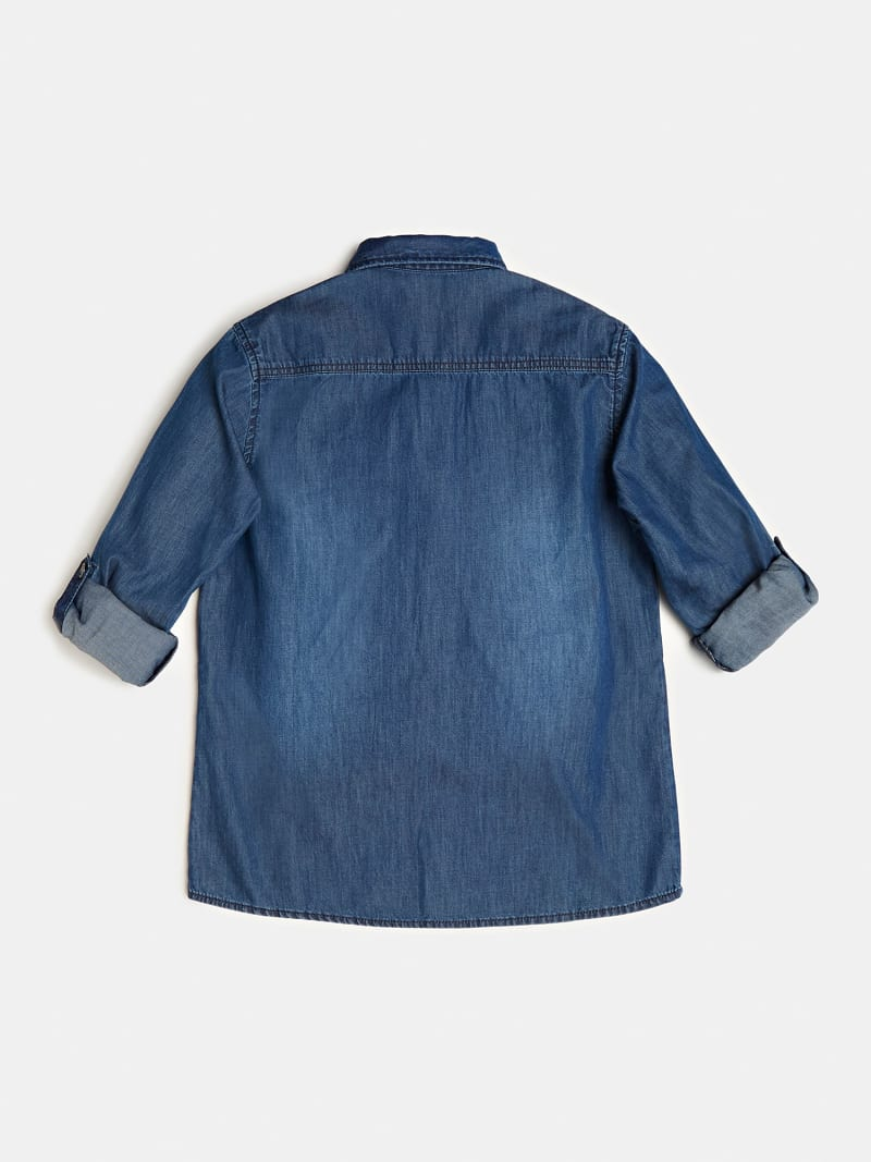 CAMICIA JEANS image number 1