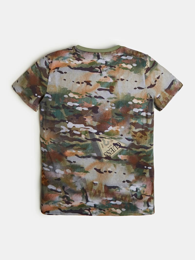 T-SHIRT ALL OVER PRINT image number 1