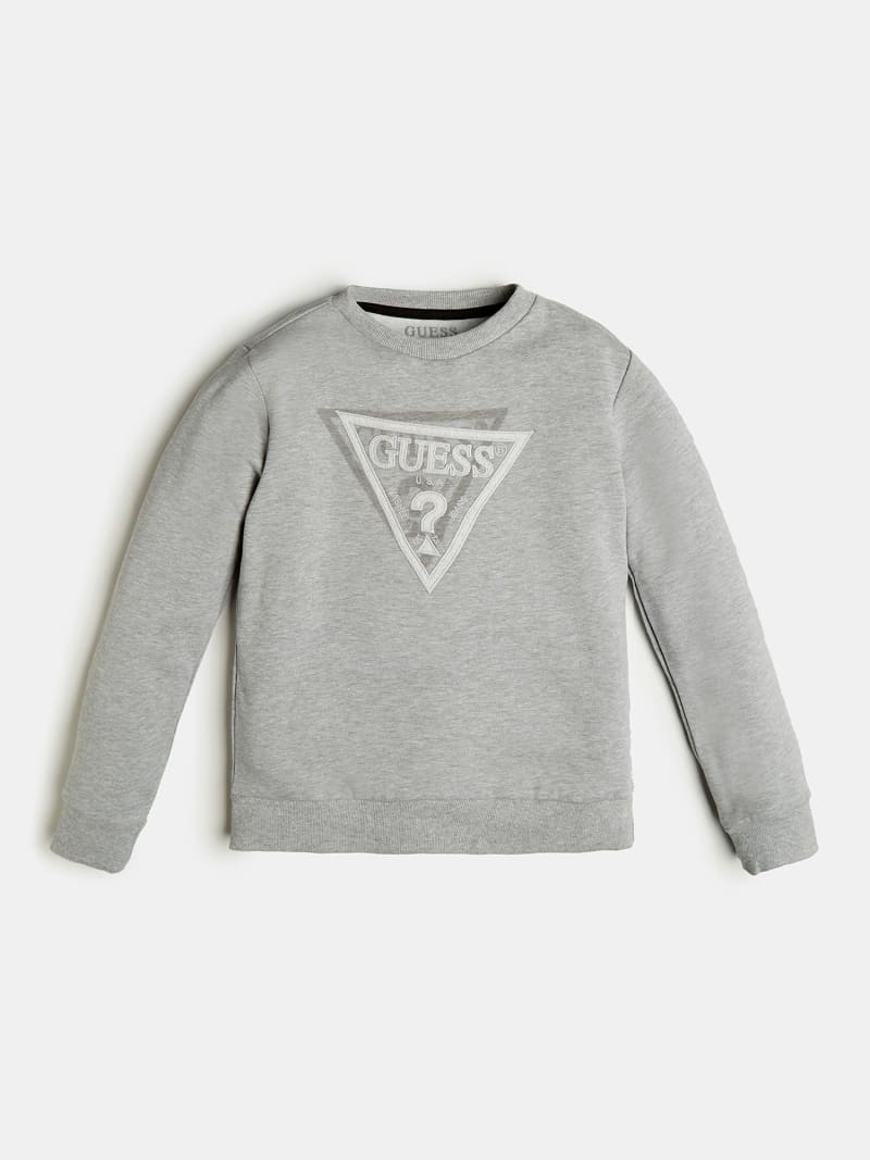 SWEAT-SHIRT LOGO TRIANGLE image number 0