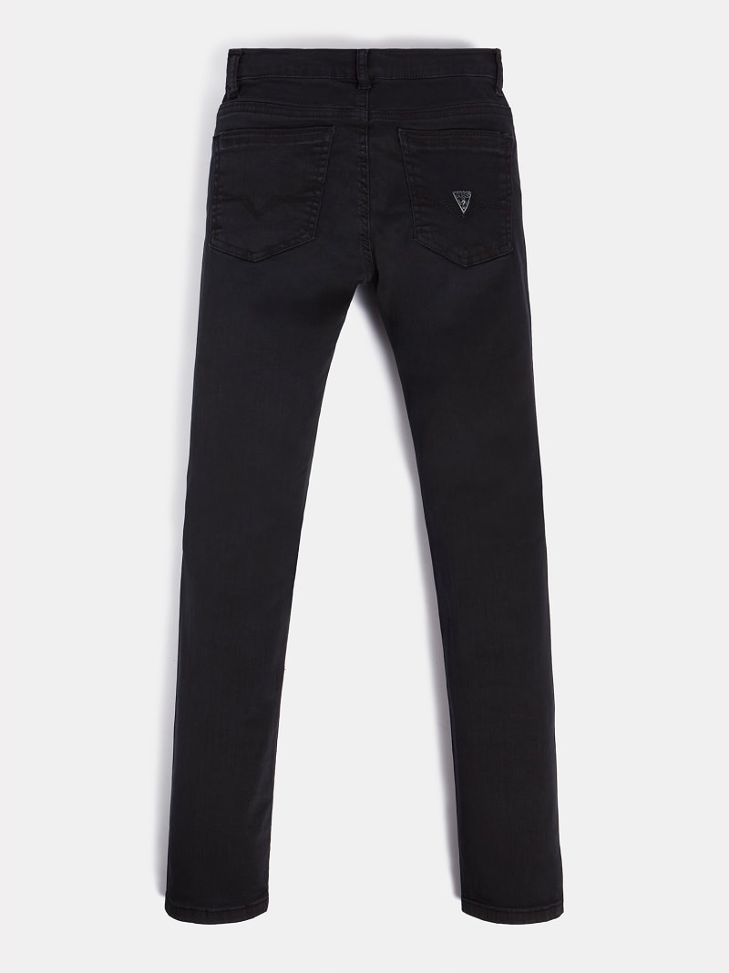 STRETCH BULL GARMENT DYE  JEANS image number 1