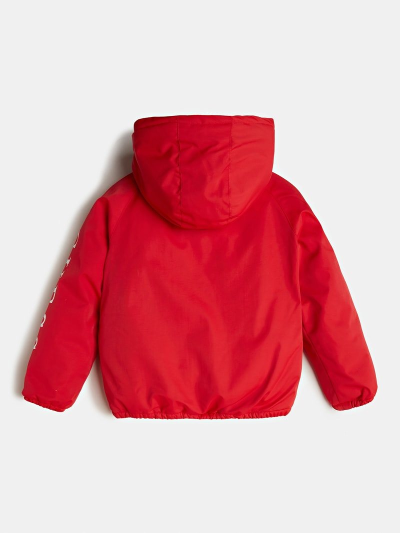 SIDE LOGO PADDED NYLON JACKET image number 1