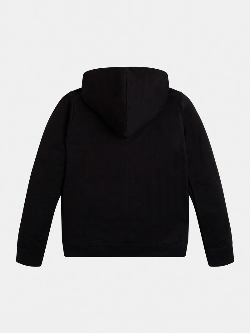 SWEAT-SHIRT CAPUCHE GLISSIERE image number 1