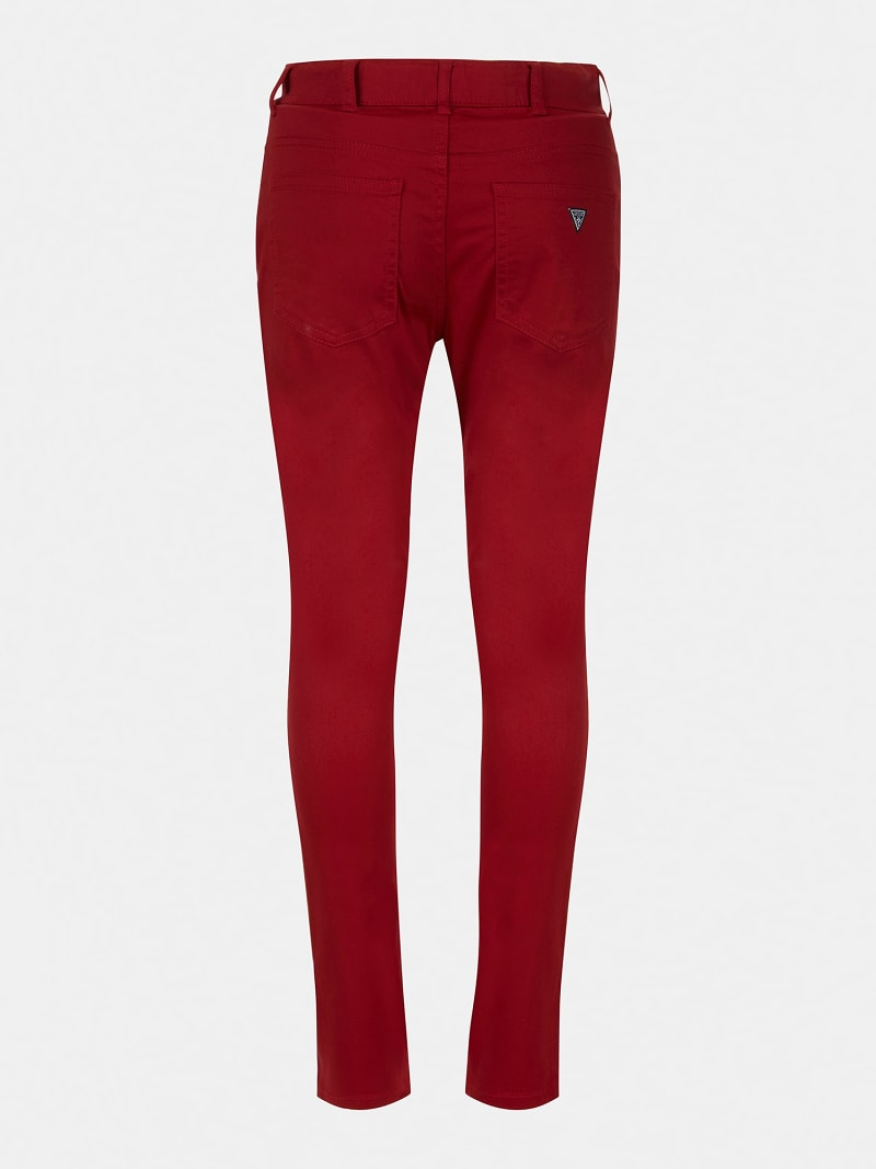 STRETCH COTTON TROUSER image number 1