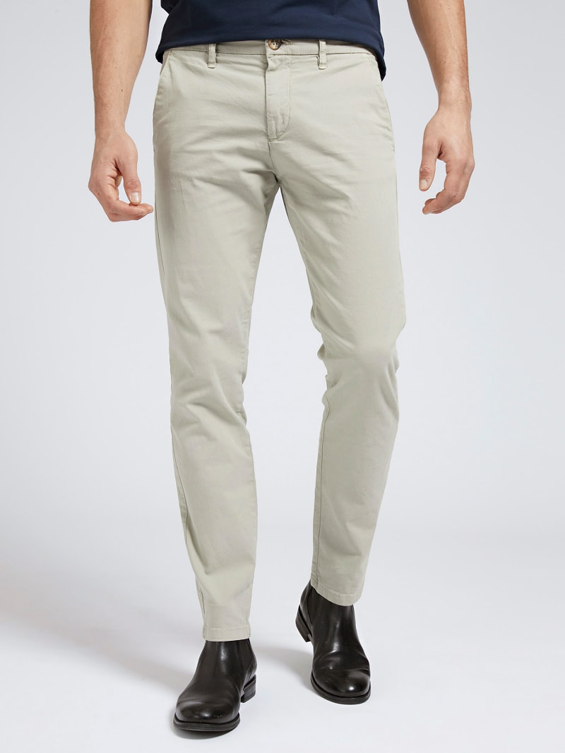 PANTALON SLIM image number 0
