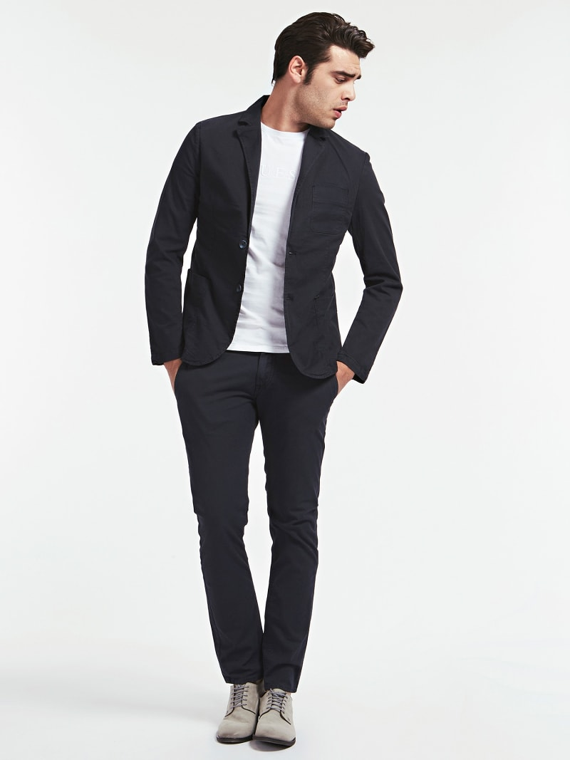 SLIM FIT BLAZER image number 1