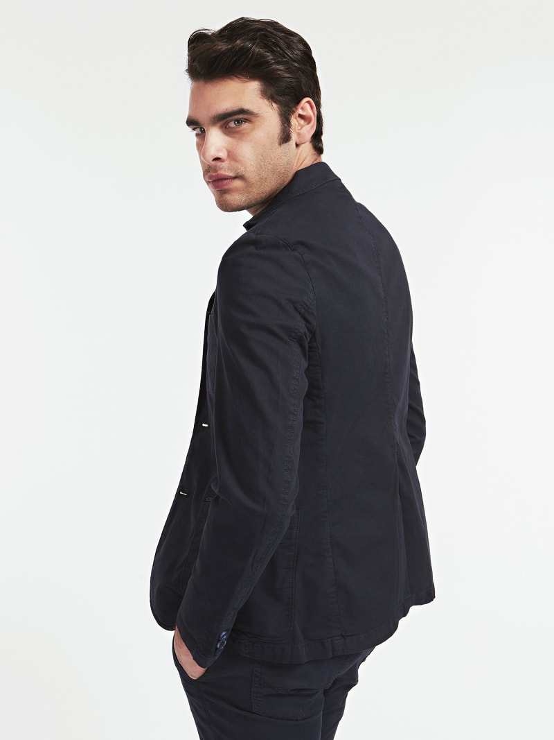 SLIM FIT BLAZER image number 2