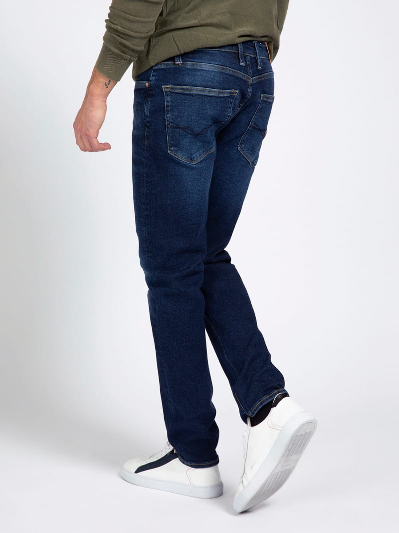 SLIM FIT DENIM PANT image number 2