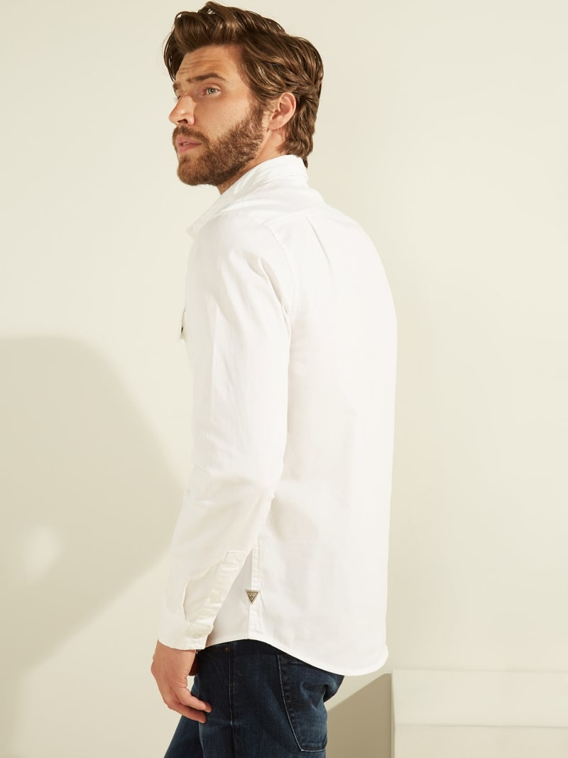 SLIM SHIRT POCKETS image number 3