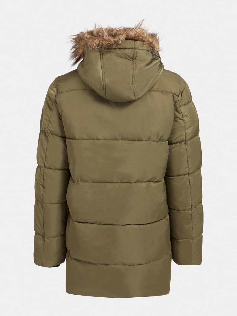 PARKA CAPUCHE OUATINEE image number 1