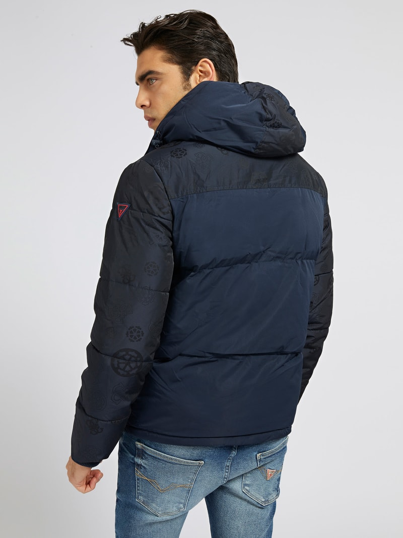 STEPPJACKE LOGO ALL OVER image number 2